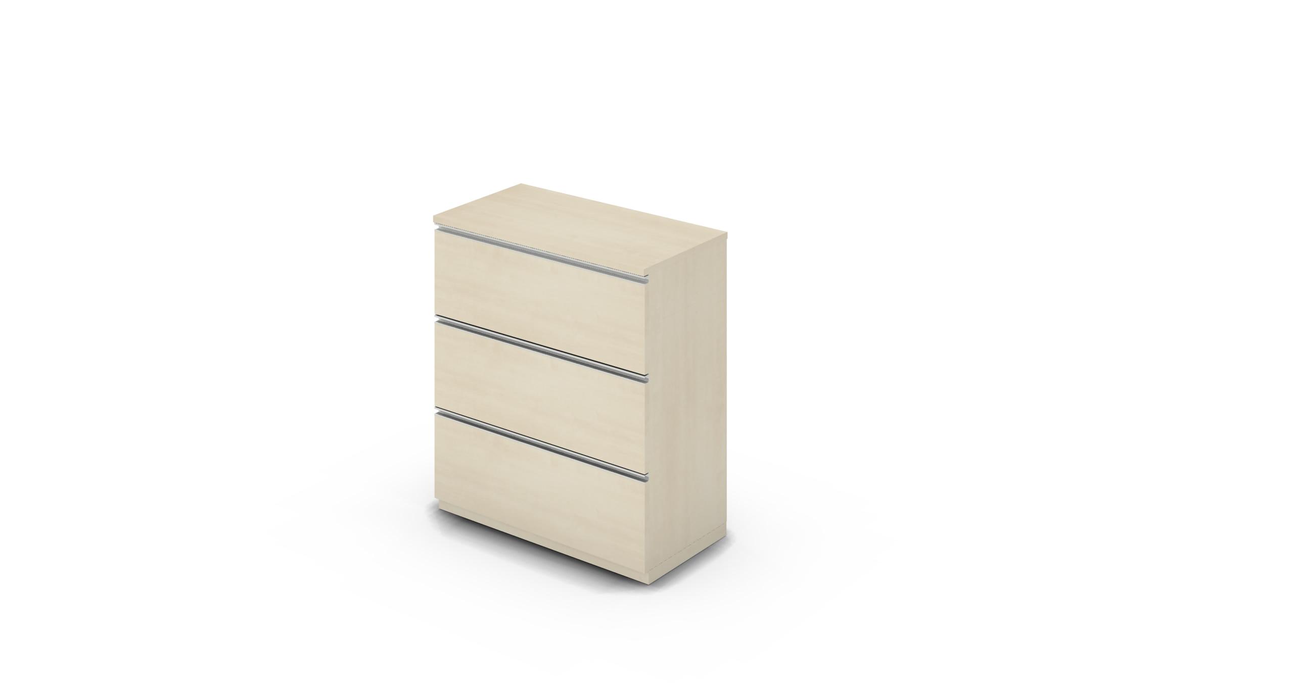 Cabinet_900x450x1125_DR_Maple_Rail_NoCylinder