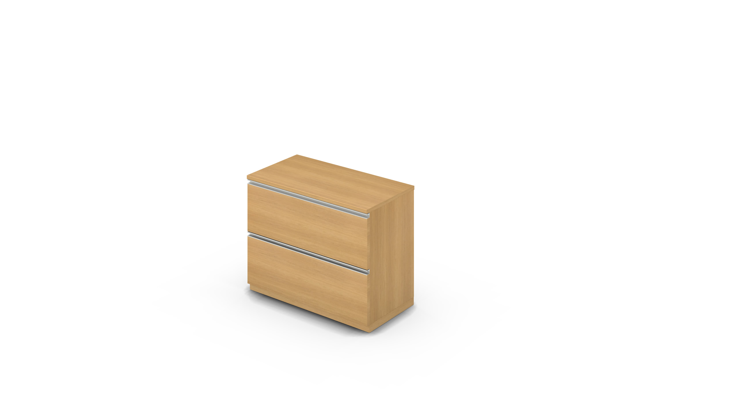 Cabinet_900x450x775_DR_Oak_Rail_NoCylinder