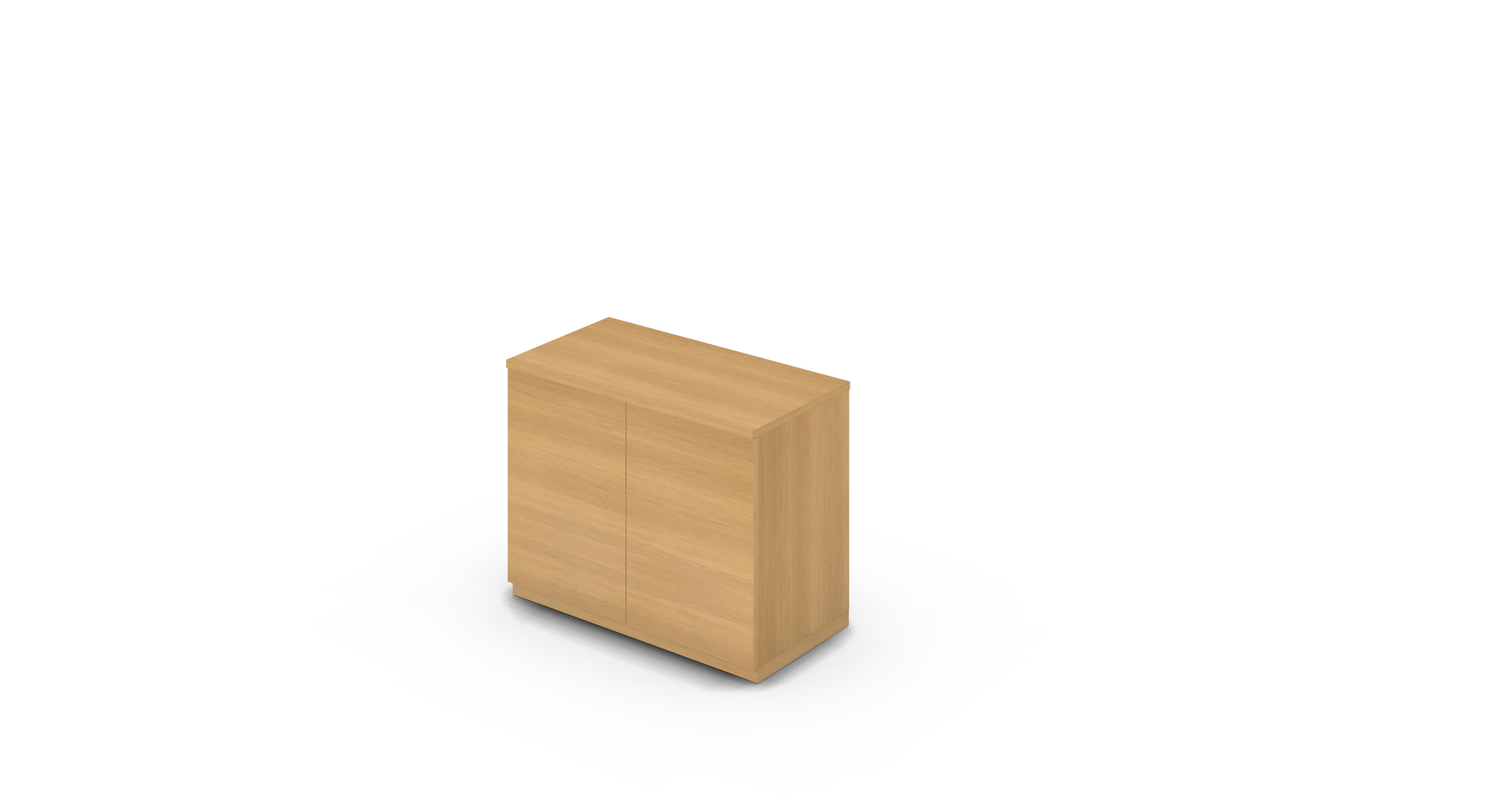 Cabinet_900x450x775_HD_Oak_Push_NoCylinder