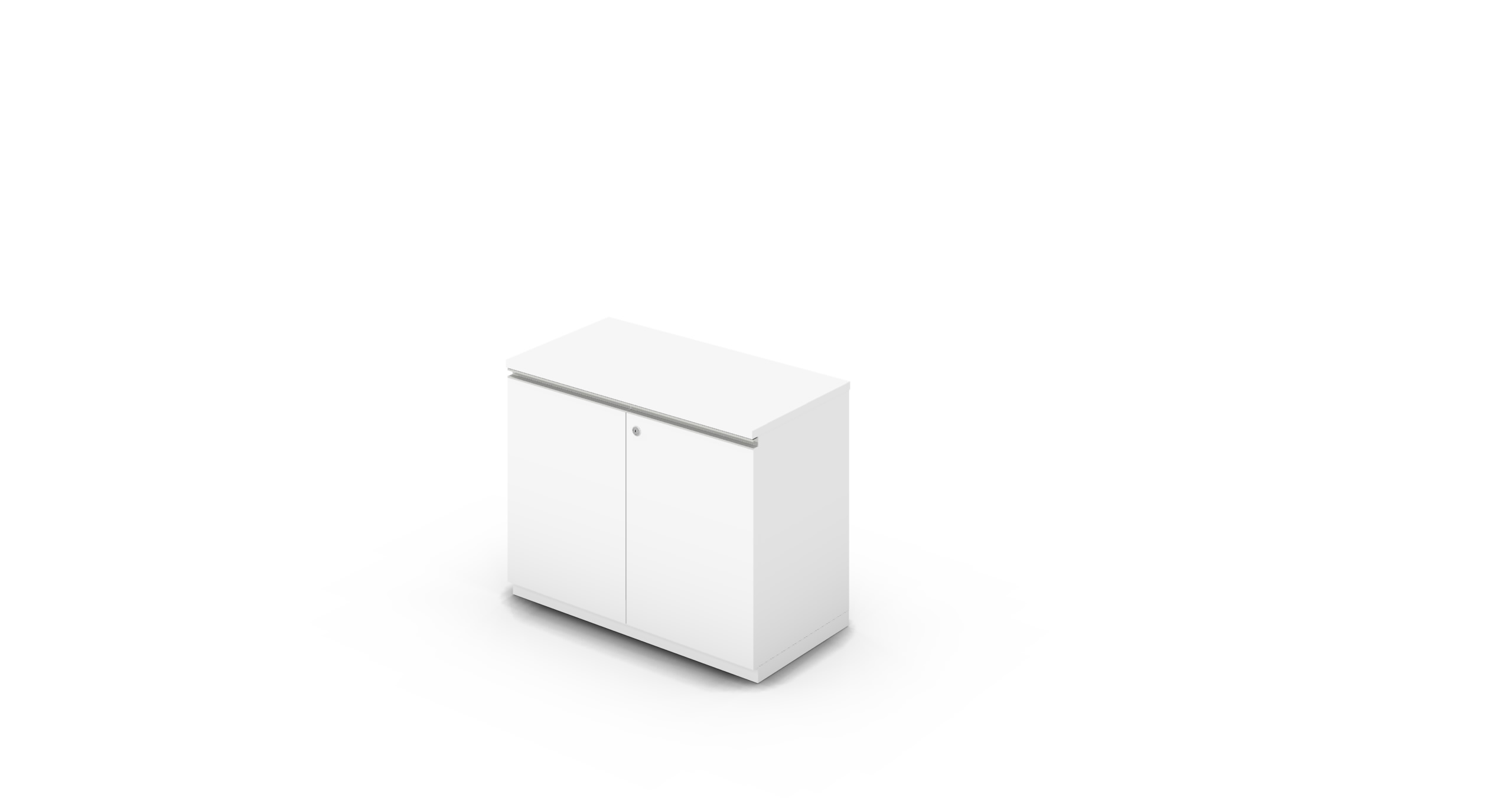 Cabinet_900x450x775_HD_White_Rail_WithCylinder