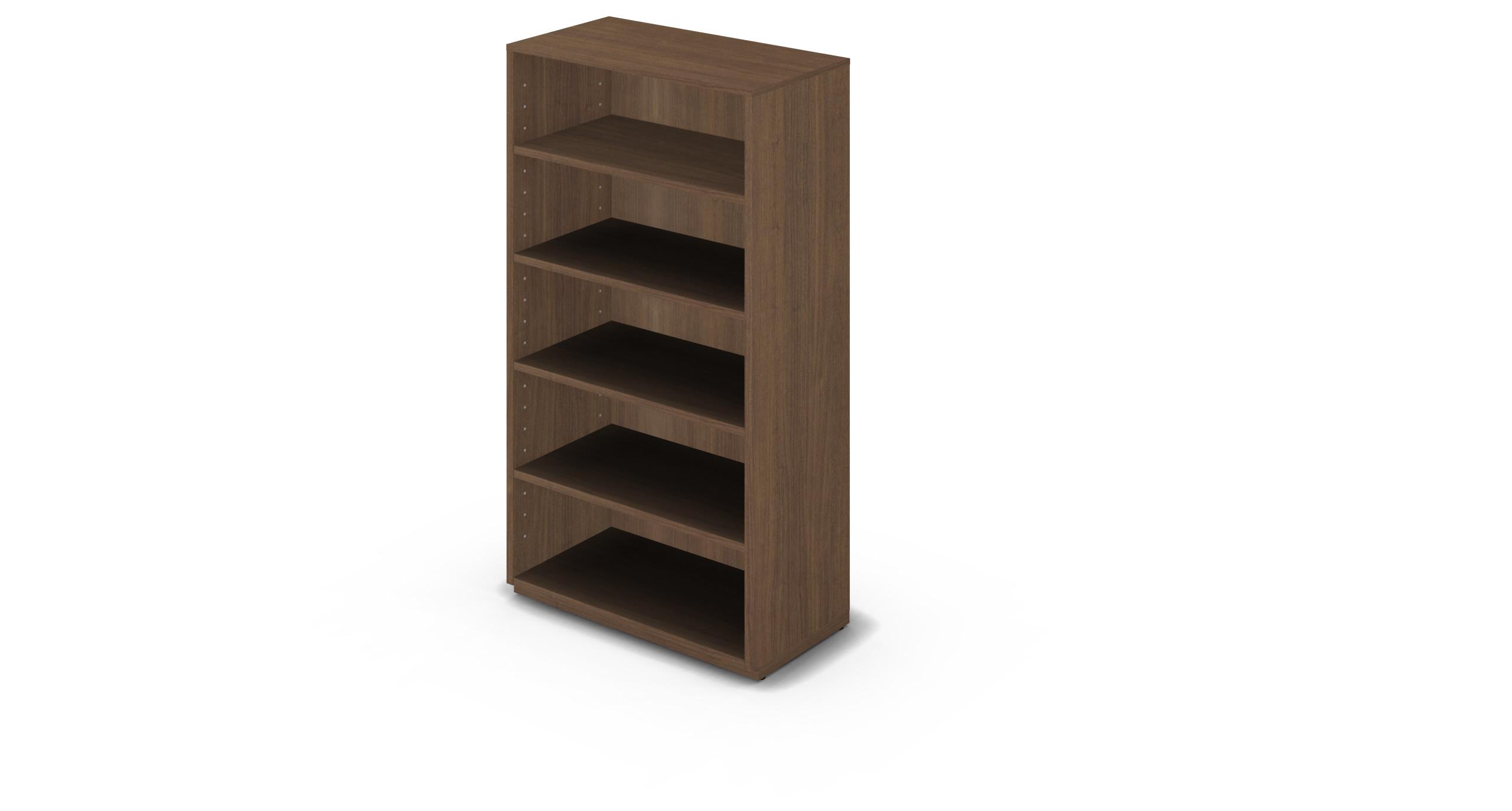 Shelf_900x450x1800_Walnut