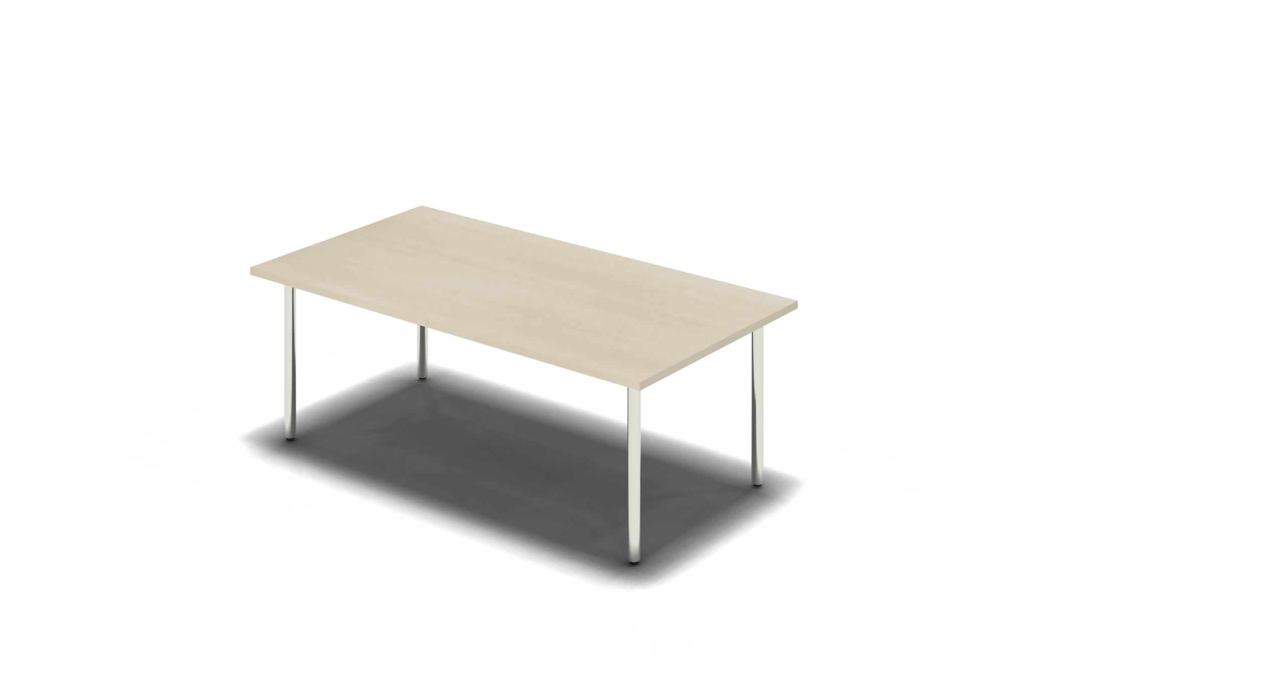 Table_Round_1800x900_Chrome_Maple_noOption