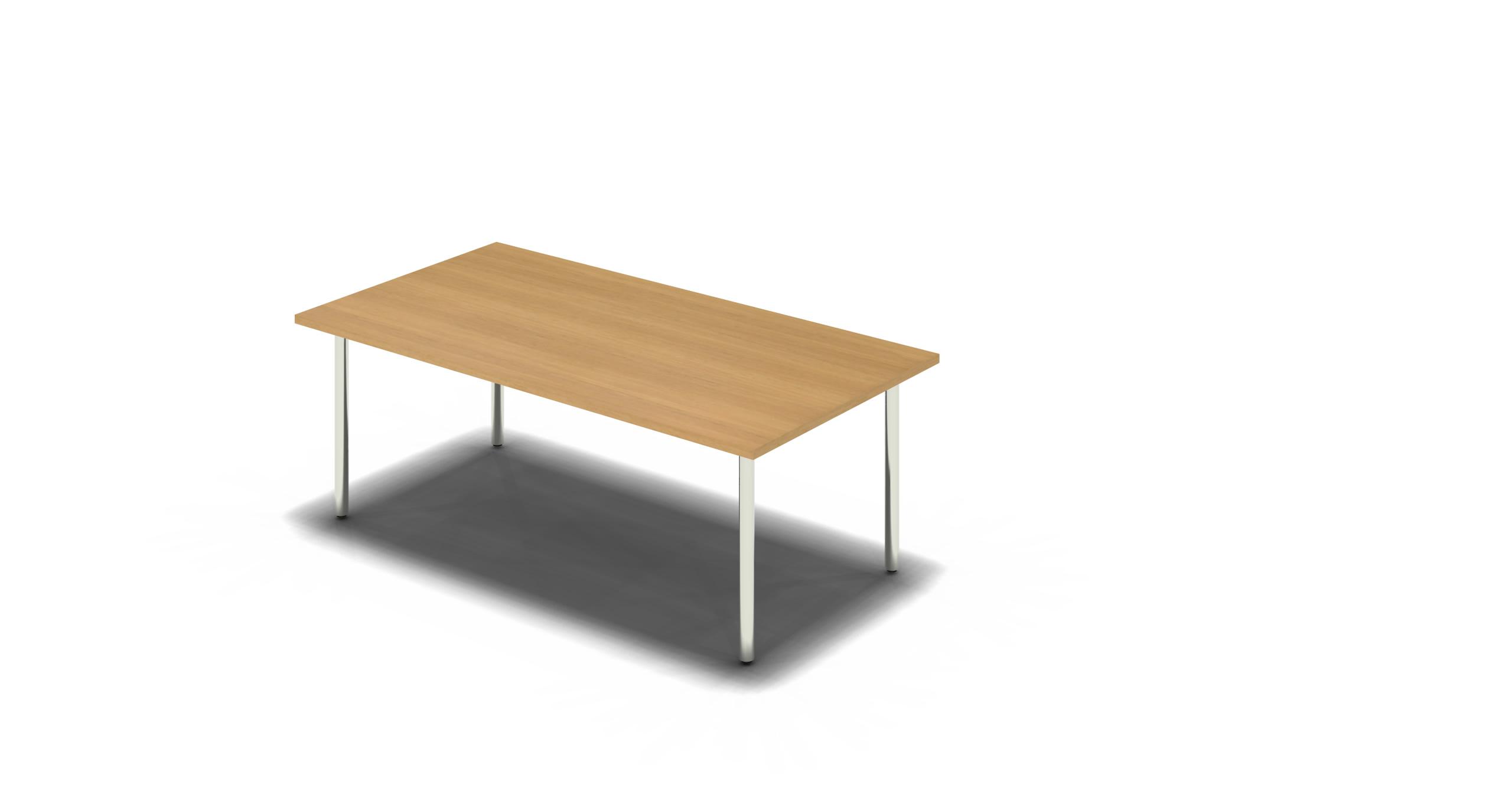 Table_Round_1800x900_Chrome_Oak_noOption