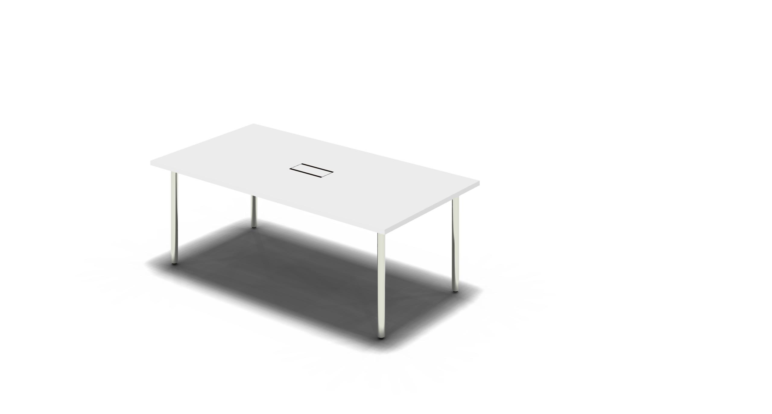 Table_Round_1800x900_Chrome_White_withOption