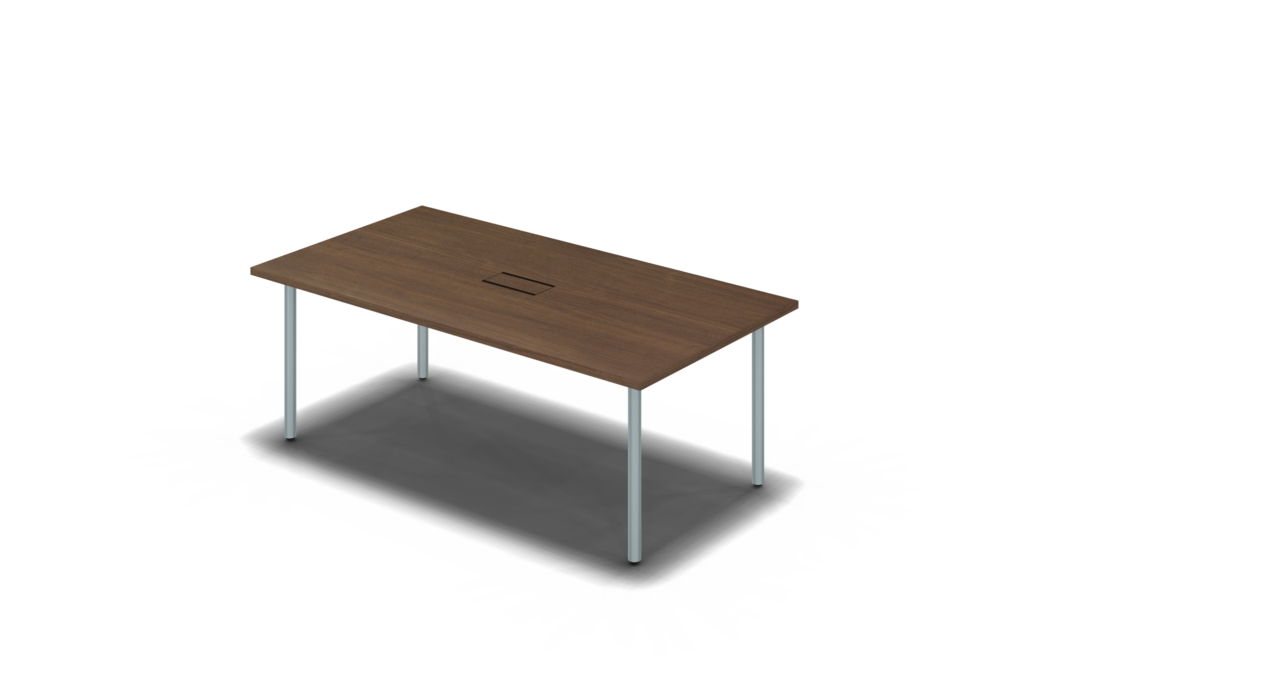 Table_Round_1800x900_Silver_Walnut_withOption