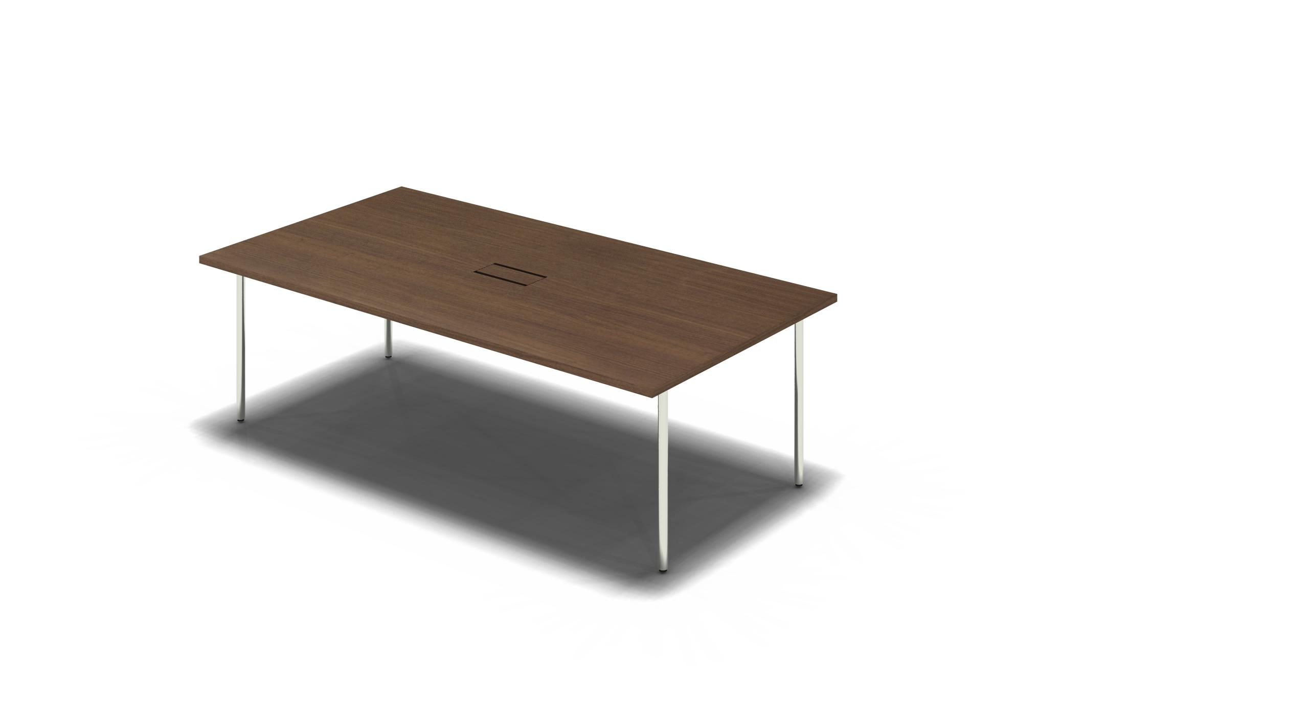 Table_Round_2100x1050_Chrome_Walnut_withOption