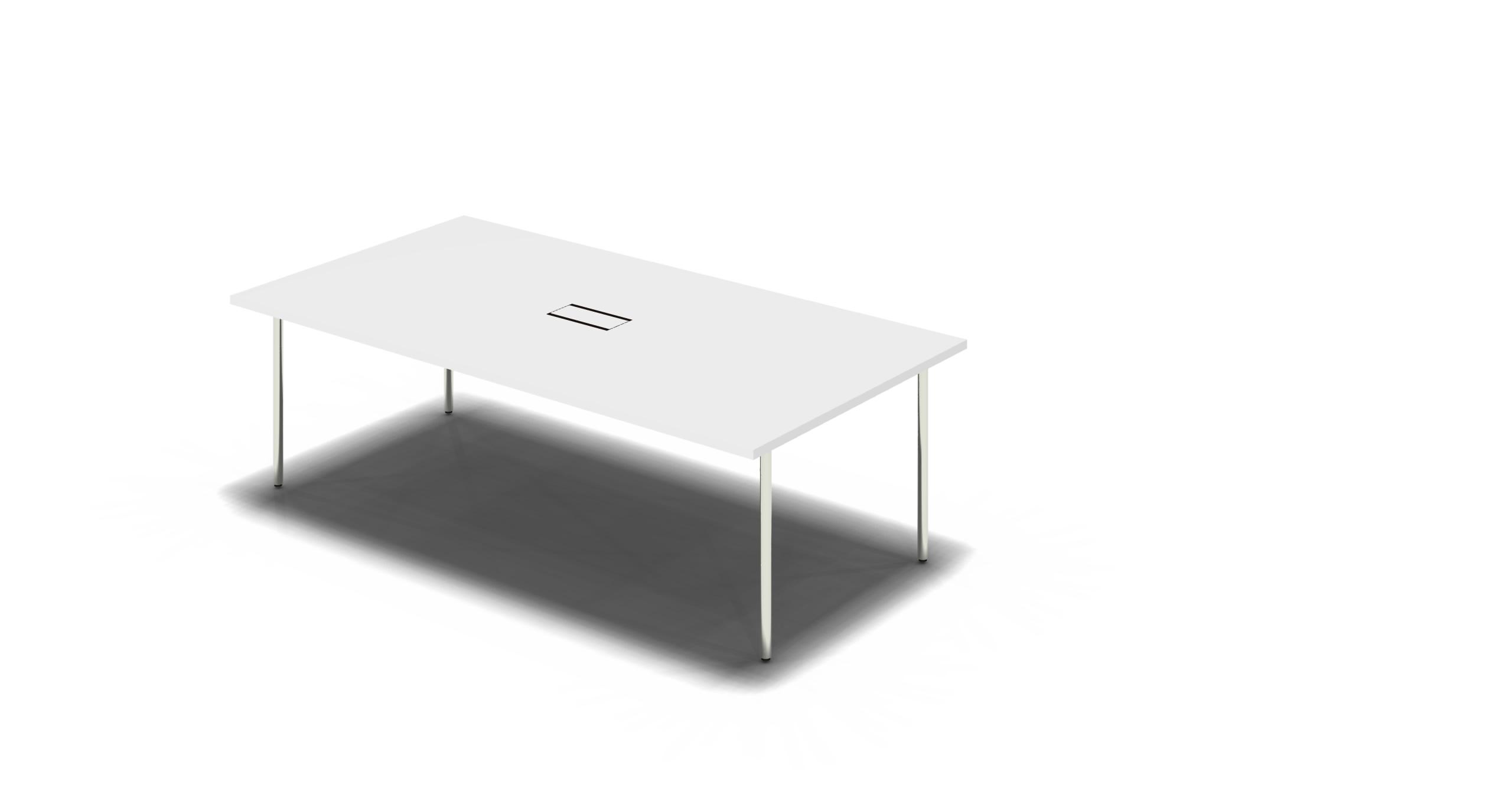 Table_Round_2100x1050_Chrome_White_withOption