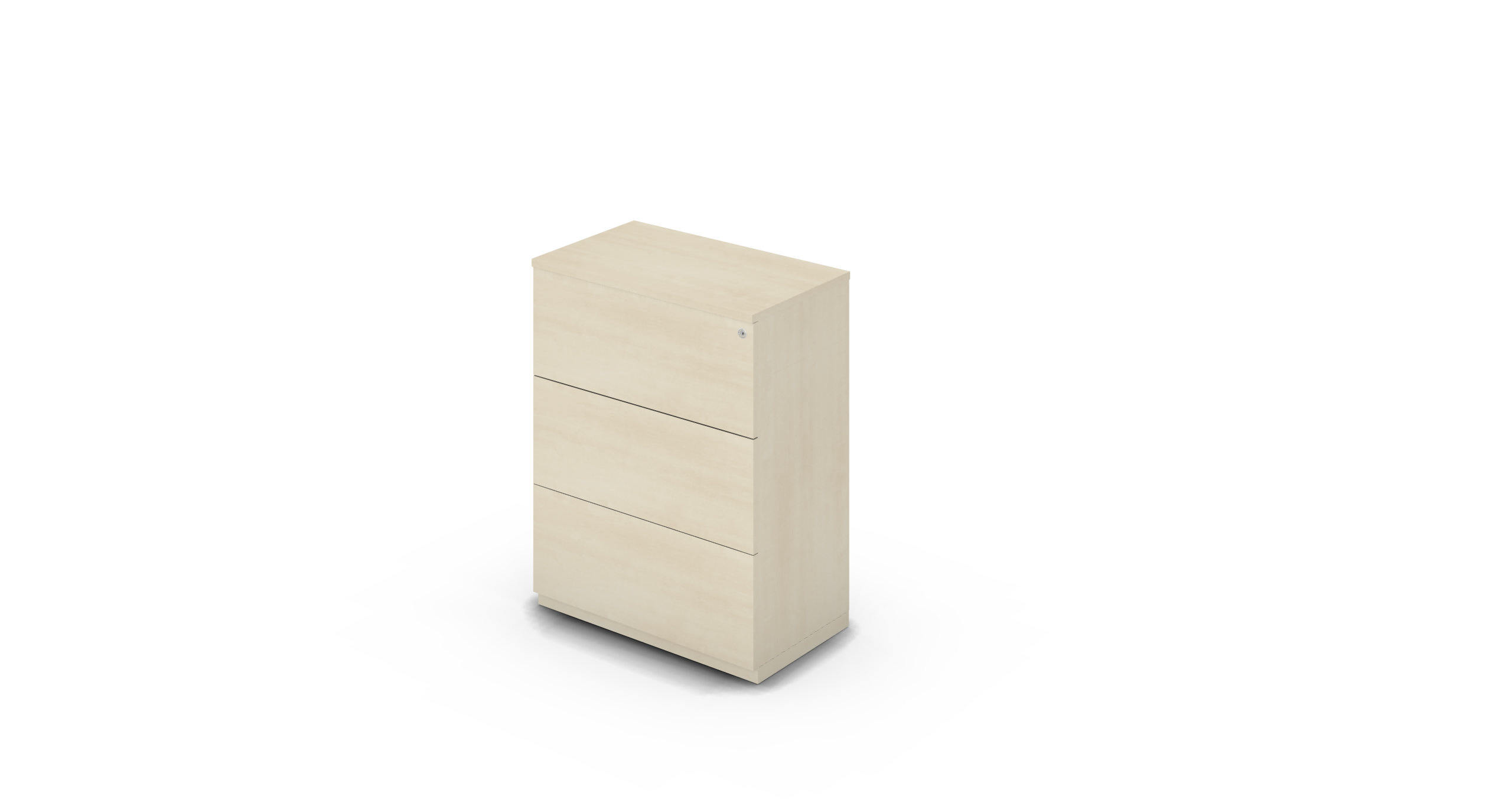 Cabinet_800x450x1125_DR_Maple_Push_WithCylinder