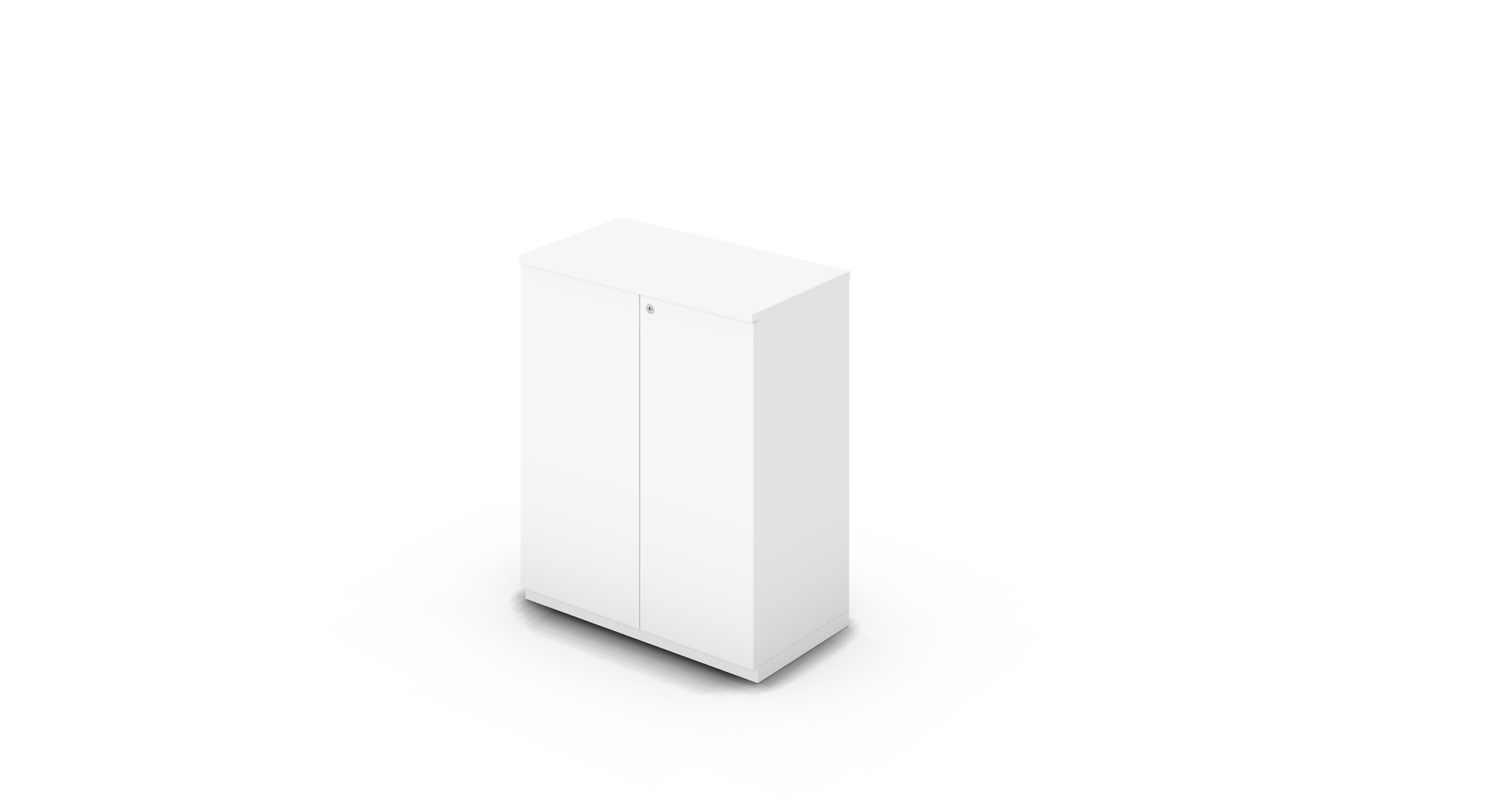 Cabinet_800x450x1125_HD_White_Push_WithCylinder