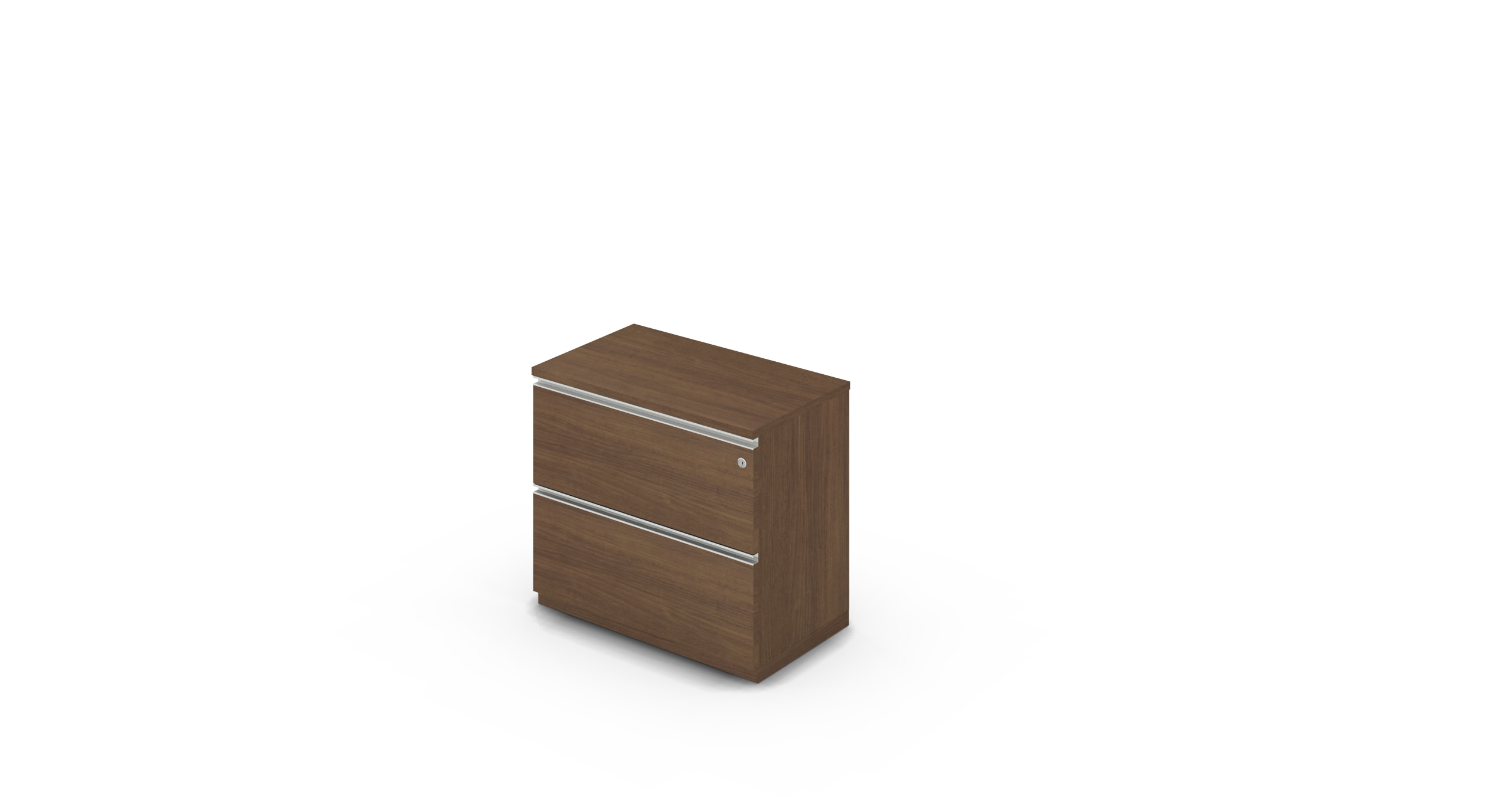 Cabinet_800x450x775_DR_Walnut_Rail_WithCylinder