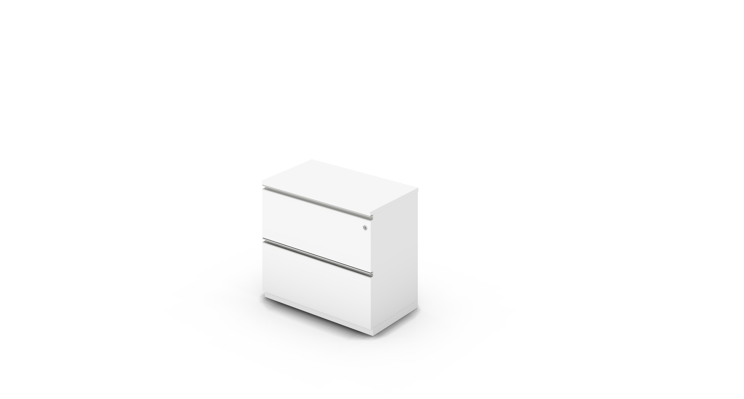 Cabinet_800x450x775_DR_White_Rail_WithCylinder